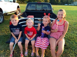Fourth of July Photo Contest