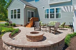 Outdoor Living at Providence