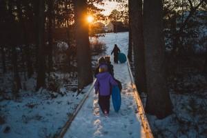 5 Ways to Enjoy Your Snow Day